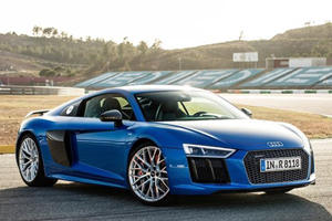 Rear-Wheel Drive Audi R8 Teased Torturing Its Tires