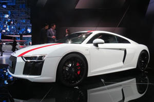 Audi Rips Quattro AWD System Out Of The R8 V10 For Frankfurt