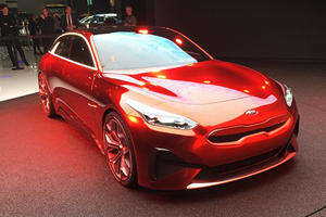 The Stunning Kia Proceed Concept Poses For Frankfurt