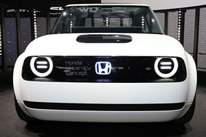 We Hope The Adorable Honda Urban EV Makes It To The Street