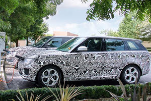 Land Rover Confirms Plug-In Range Rovers Are On The Way