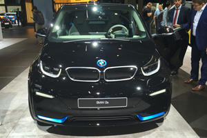 The BMW i3S Is The Hot EV Hatch We Never Knew We Wanted