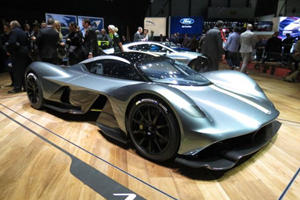 Hypercar Comparison: Mercedes-AMG Project One Vs. Aston Martin Valkyrie