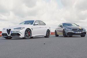 Alfa Romeo Quadrifoglio Division Causing Huge Problems For Mercedes-AMG