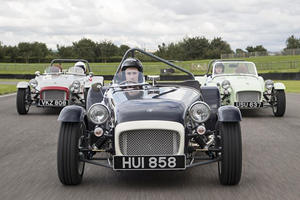 The Retro-Inspired Caterham Seven SuperSprint Sold Out In Seven Hours