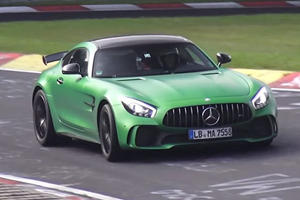 Mercedes-AMG GT R Black Series Isn't Coming Any Time Soon