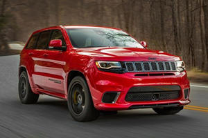 The Jeep Trackhawk HPE1000 From Hennessey Does 0-60 In 2.8 Seconds