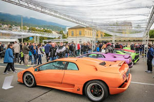 Lamborghini Stages Its Very Own Concours Event And It Was Glorious