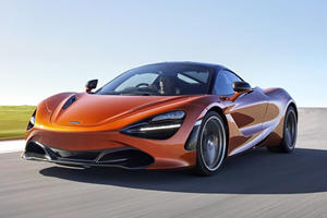 The McLaren 720S Can Set Hypercar Half-Mile Times