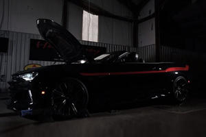 Hennessey Will Now Build You A 1,000-HP Convertible Camaro ZL1 Exorcist