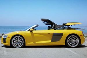 Budget Supercar Comparo: Audi R8 V10 Spyder Vs Porsche Turbo Cabrio