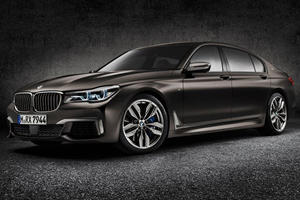 BMW Will Adorn Most Luxurious Models With Special Logo