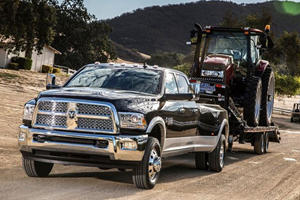 We May Finally Be Told Heavy-Duty Pickup Truck Fuel Economy Figures