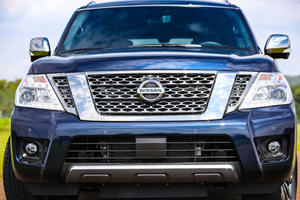Nissan Armada Platinum Reserve Unveiled With Over $60,000 Price Tag