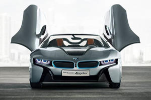 This Is How The BMW i8 Roadster Will Be Better Than The Current Coupe