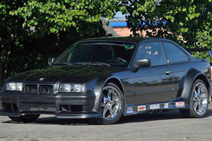 Why Won't Anyone Buy This BMW That Featured In Fast & Furious?