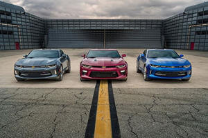 Right-Hand Drive Camaro Coming To Australia Because GM Is Sick Of Ford Winning