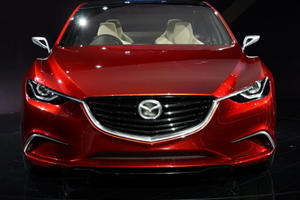Tokyo 2011: Video and Photos of the Mazda Takeri Concept