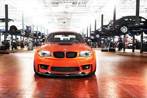 IND Delivers Stunning BMW 1M