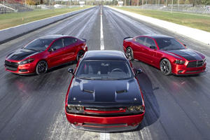 Scat Packages for Challenger, Charger and Dart