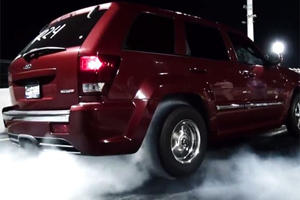 The World's Fastest Grand Cherokee is Naturally Aspirated!