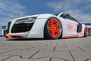 Schmidt Revolution Resoles the Audi R8