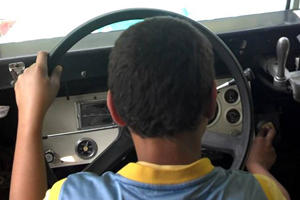 Watch A 12-Year-Old Hijack A School Bus And Go For A Joyride