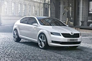 Skoda Previews the Hotness that is the VisionD Concept
