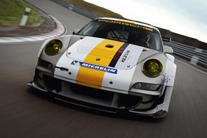 Porsche Reveals 2011 911 GT3 RSR