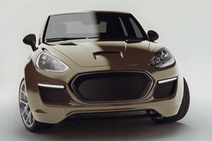 Eterniti Hemera SUV Supercar to Rival Bentley and Maserati