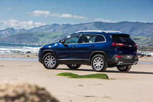 2017 Jeep Cherokee SUV Review