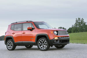 2017 Jeep Renegade SUV Review