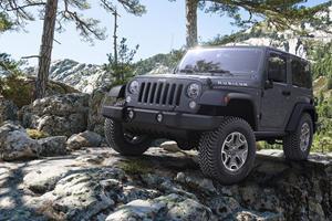 2017 Jeep Wrangler JK Review