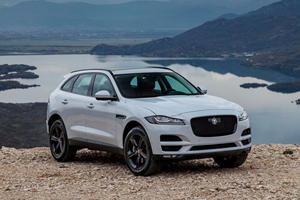 2017 Jaguar F-Pace SUV Review