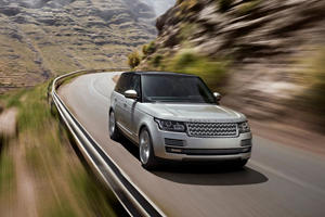 2017 Range Rover SUV Review