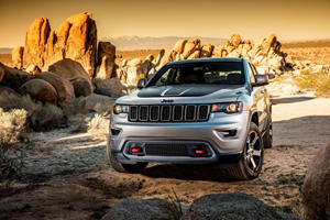 2017 Jeep Grand Cherokee SUV Review