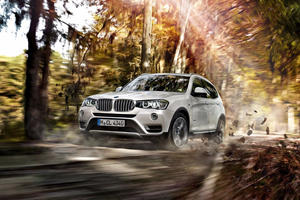 2017 BMW X3 SUV Review