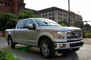 2017 Ford F-150 Review