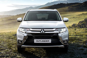 2017 Mitsubishi Outlander SUV Review