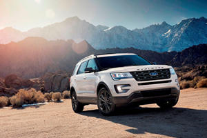 2017 Ford Explorer SUV Review