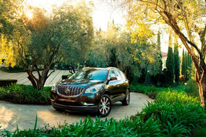 2017 Buick Enclave SUV Review