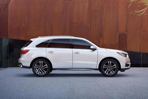 2017 Acura MDX SUV Review