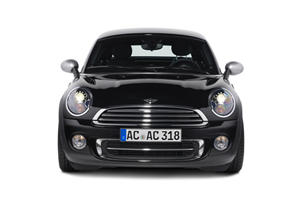New MINI Cooper Coupe by AC Schnitzer