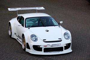 One-off Porsche 996 GT2 R Flat Top by Albert Motorsports