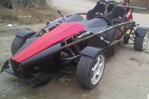 Ariel Atom Wannabe Built From Scratch in China