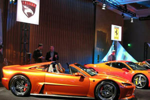 2012 Falcon Motor Sports F7 Series 1 Makes Production Debut in Detroit
