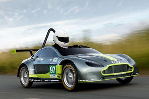This Aston Martin Soapbox Racer Is Too Dangerous For Pro Drivers