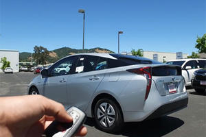 The 2017 Toyota Prius Isn't Quite As Dull As We Thought