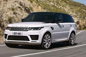 2018 Range Rover Sport Revealed With Plug-In Hybrid And Potent SVR Model