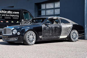 This Is The Bentley Mulsanne Coupe We've Been Dreaming Of